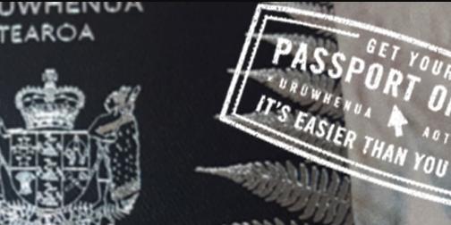 Passport online image